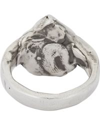 Suzannah Wainhouse Jewelry | Metallic Silver Signet Ring | Lyst