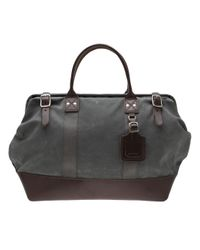 Billykirk   Gray Mason Bag for Men   Lyst