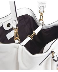 Marc Jacobs - White New Q Fran Tote Bag - Lyst