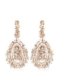Suzanne Kalan | Pink Vitrine Earrings | Lyst