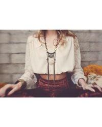 Love Leather - Multicolor Eternal Affair Necklace - Lyst