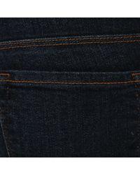 J Brand - Blue Stretch Washed Denim Jeans - Lyst