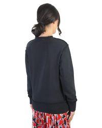 J.W. Anderson - Multicolor Embroidered Cotton Sweatshirt - Lyst