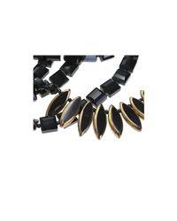 Night Market - Multicolor Multi-string Short Necklace - Lyst