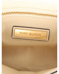 Tory Burch - Multicolor Miller Leather Clutch - Lyst