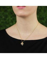 Todd Reed - Metallic Raw Diamond Pendant Necklace - Lyst