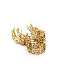 Erickson Beamon | Metallic My Beloved Bracelet - Gold | Lyst