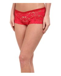 Wolford - Red Clair Panty - Lyst