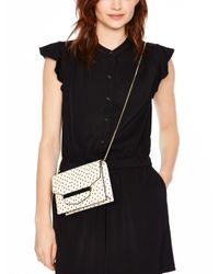 kate spade new york - White Kennedy Street Snake Tizzie - Lyst