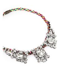 Venessa Arizaga | Multicolor 'rave On' Necklace | Lyst