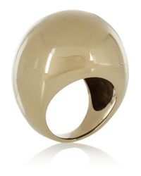By Malene Birger - Metallic Lil Goldplated Ring - Lyst
