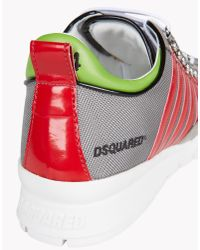 DSquared² - Gray 251 Sneakers for Men - Lyst