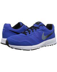 Nike - Blue Air Relentless 4 for Men - Lyst