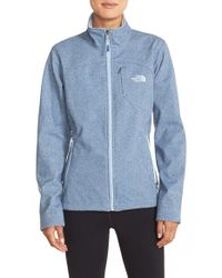 The North Face | Blue 'apex Bionic' Jacket | Lyst