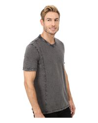 Calvin Klein Jeans | White Short Sleeve Wash Story V-neck for Men | Lyst