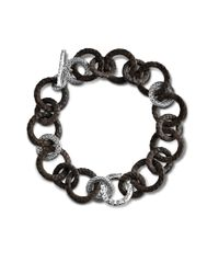 John Hardy | Black Classic Chain Link Necklace | Lyst