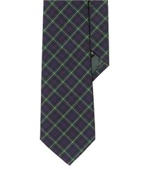 Lauren by Ralph Lauren | Red Plaid Silk Tie for Men | Lyst