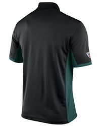 Nike   Black Men's Philadelphia Eagles Team Issue Polo for Men   Lyst