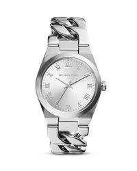 Michael Kors | Metallic Channing Watch, 38mm | Lyst
