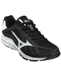 Mizuno - Black Players Trainer Baseball Shoes for Men - Lyst
