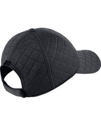 Nike - Black Heritage86 Quilted Golf Hat for Men - Lyst