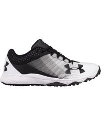 Under Armour - Black Yard Baseball Trainers for Men - Lyst