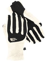 The North Face - Black Denali Thermal Etip Gloves - Lyst