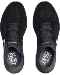 Under Armour Black Speedform Velociti Gr Running Shoes for men