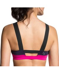 Brooks - Multicolor Hot Shot Sports Bra - Lyst