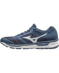 dfbb7be05c0 Lyst - Mizuno Synchro Mx Trainer Baseball Shoes in Blue for Men