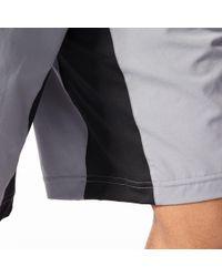 Adidas Originals - Gray Team Issue Woven 10'' Shorts for Men - Lyst