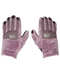 The North Face - Gray Denali Thermal Etip Gloves - Past Season - Lyst
