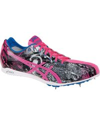 Asics - Pink Gunlap Track And Field Shoes - Lyst
