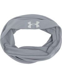 Under Armour - Gray Adult Fish Neck Gaiter for Men - Lyst