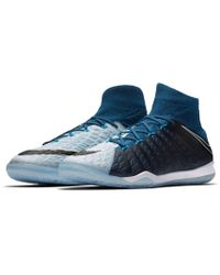 Nike - Blue Hypervenomx Proximo Ii Dynamic Fit Indoor Soccer Shoes for Men - Lyst