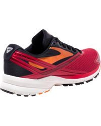 f578fe371bbd4 Lyst - Brooks Launch 4 Running Shoes in Red for Men