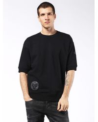DIESEL | Black Steod-patch for Men | Lyst