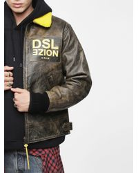DIESEL - Brown L-bowdre-paint for Men - Lyst