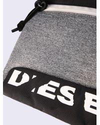 DIESEL - Gray F-scuba Cross for Men - Lyst