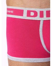 DIESEL Pink Umbx-hero for men