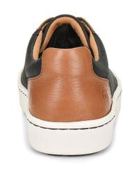 Born - Black Men's Jib Sneakers for Men - Lyst