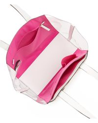 Vince Camuto - Pink Boadi Small Tote - Lyst