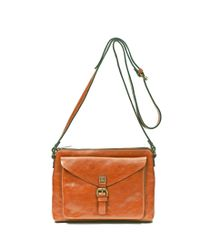 Patricia Nash | Brown Heritage Collection Avellino Cross-body Bag | Lyst