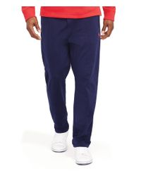 Polo Ralph Lauren | Blue Big And Tall Interlock Track Pant for Men | Lyst