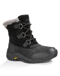 UGG | Black ® Ostrander Waterproof Cold-weather Boots | Lyst