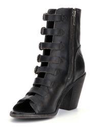 Frye - Black Izzy Boots - Lyst
