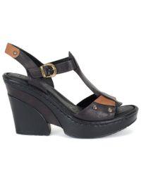 Born | Black Blintz Sandals | Lyst