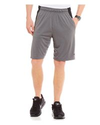 Nike | Gray Fly Training Shorts for Men | Lyst