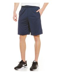 Nike - Blue Fly Training Shorts for Men - Lyst