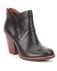 Kork-Ease - Black Castaneda Booties - Lyst